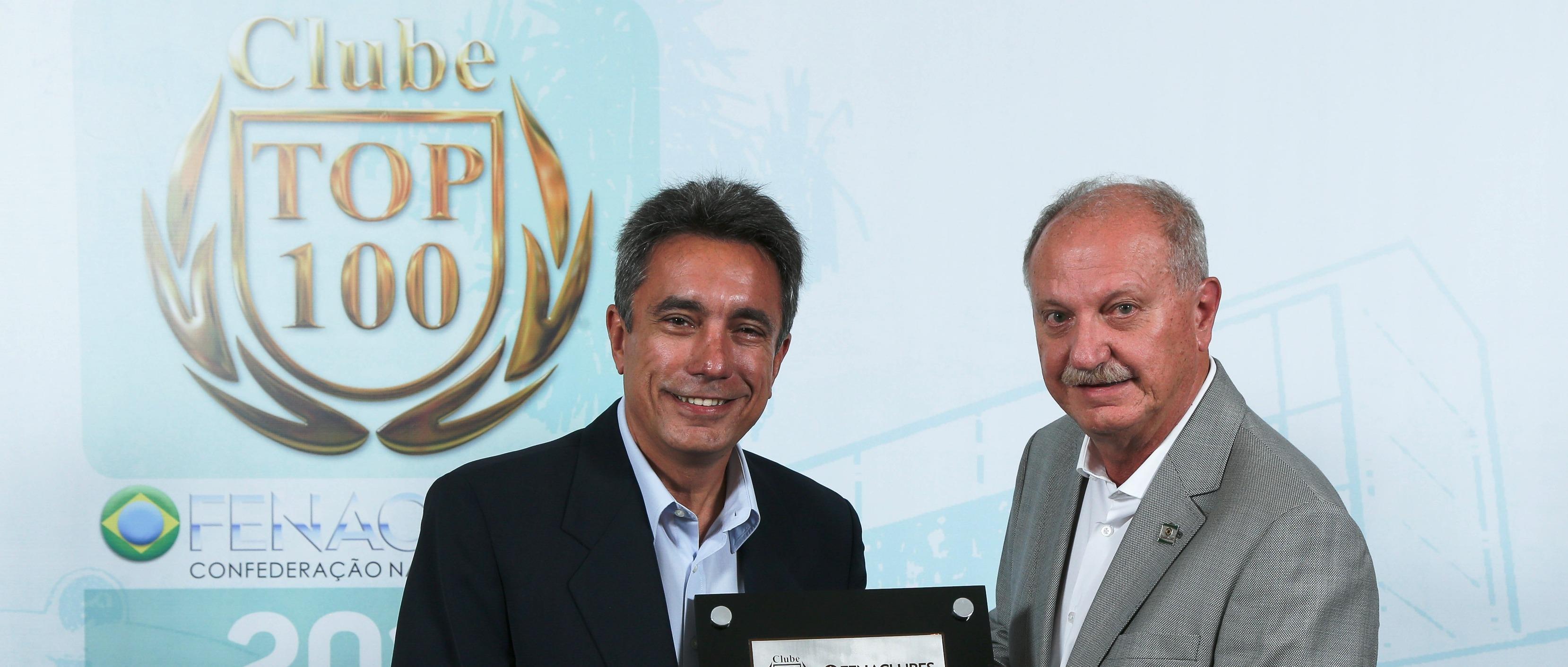 VDS recebe o Prêmio TOP 100 da Fenaclubes
