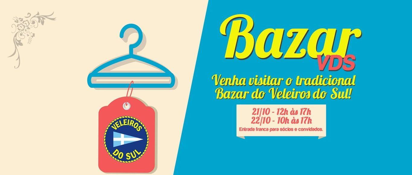 Todos os estilos se encontrarão no Bazar VDS
