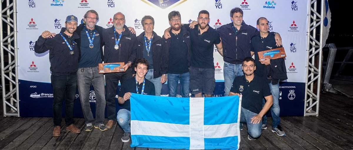 VDS mais uma vez se destacou na Semana de Vela de Ilhabela. Madrugada é bicampeão nos Clássicos e Crioula vice-campeão na ORC