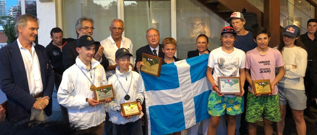 Gustavo Glimm da flotilha Minuano é o campeão da Regata Welcome Mônaco e Etapa Audo em Punta del Este