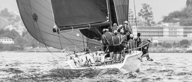 Crioula Sailing Team é o campeão Brasileiro da Classe ORC e vence o  49º Circuito Rio
