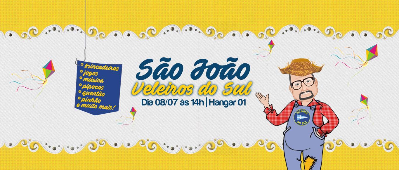Arraial do VDS terá diversão e comidas típicas de São João em julho