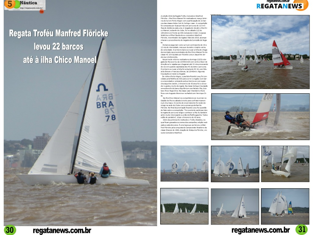 REGATA NEWS 40 p30 B