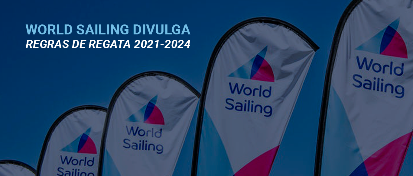World Sailing divulga Regras de Regata 2021-2024