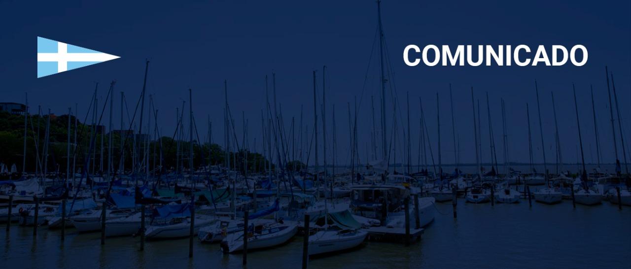 COMUNICADO OFICIAL - Atualização de situação devido a pandemia do Coronavírus